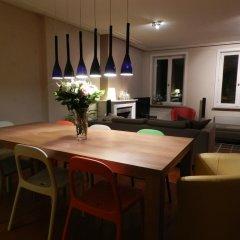 Апартаменты Apartment Het Blekershuys питание