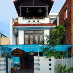 Отель Flower Garden Homestay 3* Улучшенный номер фото 30
