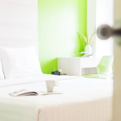 Отель The Fifth Residence 3* Улучшенный номер с различными типами кроватей фото 15