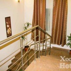 Хостел Hothos Кровать в мужском общем номере с двухъярусной кроватью фото 12