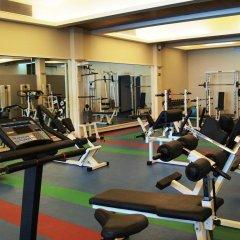 Отель Blue Sea Beach Resort - All Inclusive фитнесс-зал