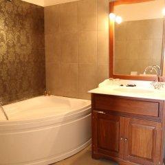 Отель Villa Melina Греция, Калимнос - отзывы, цены и фото номеров - забронировать отель Villa Melina онлайн ванная фото 2