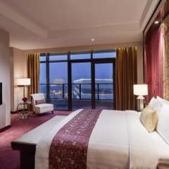 Отель Gran Meliá Xian 5* Номер Делюкс с различными типами кроватей фото 3