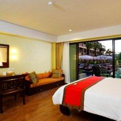 Отель Diamond Cottage Resort And Spa 4* Представительский люкс