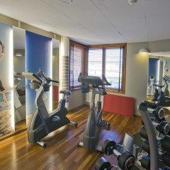 Отель Scandic Park Швеция, Стокгольм - отзывы, цены и фото номеров - забронировать отель Scandic Park онлайн фитнесс-зал фото 3