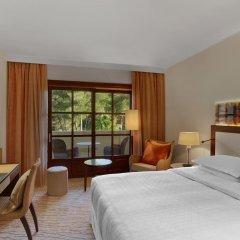 Sheraton Mallorca Arabella Golf Hotel 5* Улучшенный номер с различными типами кроватей фото 3