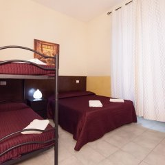 Отель Friend House 2* Стандартный номер с различными типами кроватей фото 11