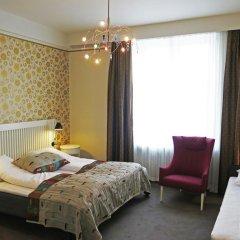 Hotel Villa Terminus 3* Стандартный семейный номер с двуспальной кроватью