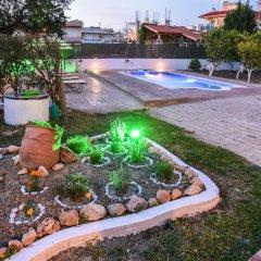 Отель Villa Rea Греция, Петалудес - отзывы, цены и фото номеров - забронировать отель Villa Rea онлайн бассейн фото 2