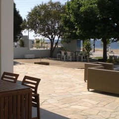 Отель Apocalypsis бассейн