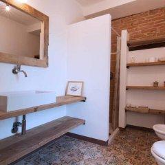 Отель Bacialupo Bed&Breakfast Сан-Мартино-Сиккомарио ванная фото 2