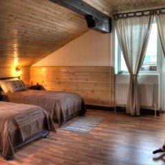 Гостиница Куршале Номер Комфорт разные типы кроватей фото 4