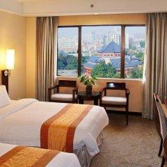 Guangdong Hotel 4* Стандартный номер с различными типами кроватей фото 2