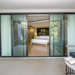 Отель Krabi La Playa Resort 4* Стандартный номер с различными типами кроватей фото 3