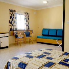 The St. George's Park Hotel 3* Стандартный номер с различными типами кроватей фото 4
