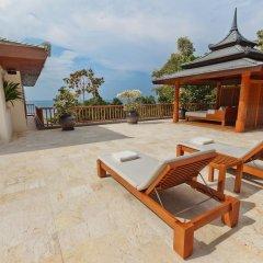 Отель Trisara Villas & Residences Phuket 5* Стандартный номер с различными типами кроватей фото 19