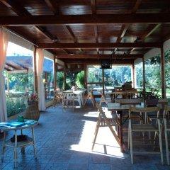 Отель Villa Vetiche Рокка-Сан-Джованни питание фото 3