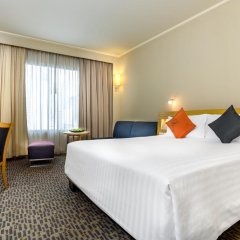 Отель Novotel Bangkok On Siam Square 4* Стандартный номер с двуспальной кроватью фото 2