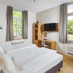 Hotel Alpenblick 3* Стандартный номер с различными типами кроватей фото 3