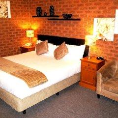 Отель Central Yarrawonga Motor Inn 3* Стандартный номер с различными типами кроватей фото 2