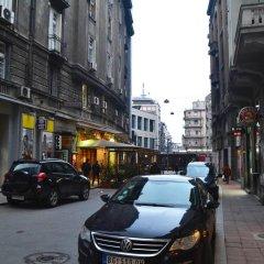 Апартаменты Basco Apartment Terazije Square парковка