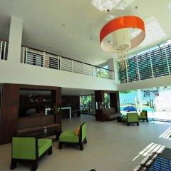 Отель The Kris Residence спортивное сооружение