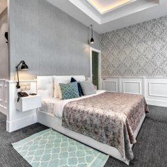 Гостиница Арбат Резиденс 4* Улучшенный номер с двуспальной кроватью