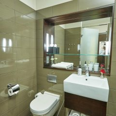 GLO Hotel Helsinki Kluuvi 4* Номер категории Эконом с различными типами кроватей фото 2