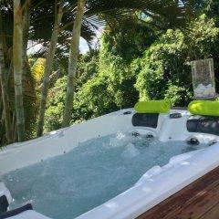 Отель Eden Paradise Spa бассейн