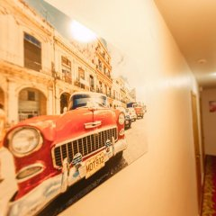 Гостиница Гавана интерьер отеля