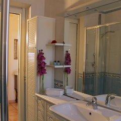 Отель Domus al Palatino Италия, Рим - отзывы, цены и фото номеров - забронировать отель Domus al Palatino онлайн ванная
