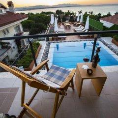 Hotel White Dahlia Люкс повышенной комфортности фото 30
