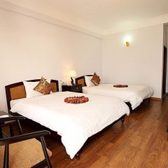 Hanoi Golden Hotel 3* Улучшенный номер с 2 отдельными кроватями фото 7