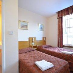 Seymour Hotel 2* Стандартный номер с двуспальной кроватью фото 11