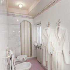 Отель Вилла Gobbi Benelli Италия, Массароза - отзывы, цены и фото номеров - забронировать отель Вилла Gobbi Benelli онлайн ванная