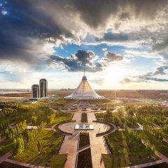 Гостиница Expo Hostel Казахстан, Нур-Султан - 1 отзыв об отеле, цены и фото номеров - забронировать гостиницу Expo Hostel онлайн балкон