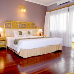 Huong Giang Hotel Resort and Spa 4* Номер Делюкс с различными типами кроватей