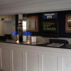 Отель Island Travel Inn Канада, Виктория - отзывы, цены и фото номеров - забронировать отель Island Travel Inn онлайн интерьер отеля