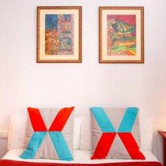 Апартаменты Apartment Poble Sec Барселона комната для гостей фото 5