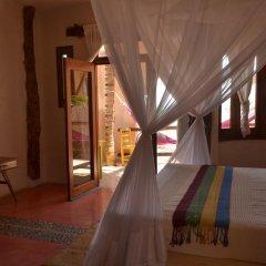 Отель Posada del Sol Tulum 3* Улучшенный номер с различными типами кроватей фото 14