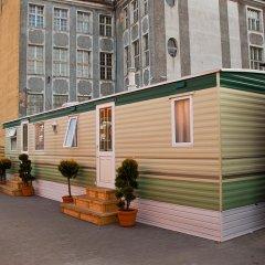 Hostel Filip Бунгало с разными типами кроватей фото 11