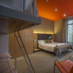 Отель Petit Palace Plaza del Carmen 4* Стандартный номер с различными типами кроватей фото 42
