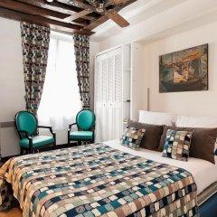 Hotel Bersolys Saint-Germain 3* Стандартный номер с двуспальной кроватью