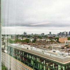 Отель Pullman London St Pancras Великобритания, Лондон - 1 отзыв об отеле, цены и фото номеров - забронировать отель Pullman London St Pancras онлайн балкон