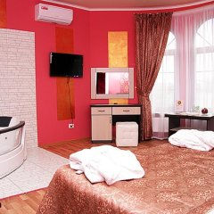 Hotel Golden Lion Стандартный номер разные типы кроватей фото 2