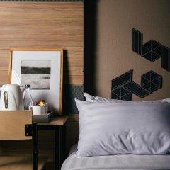 NAP Hotel Bangkok 3* Улучшенный номер с различными типами кроватей фото 11
