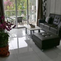 Апартаменты The Place Pratumnak by Pattaya Rental Apartments Паттайя комната для гостей фото 5