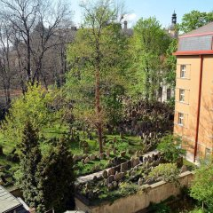 Отель Old Jewish Cemetery View Чехия, Прага - отзывы, цены и фото номеров - забронировать отель Old Jewish Cemetery View онлайн фото 2