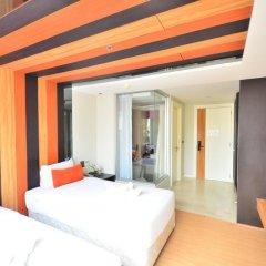 Отель H-Residence 3* Улучшенный номер с различными типами кроватей фото 6