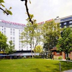 Steigenberger Airport Hotel фото 6